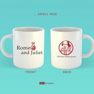 Romeo Juliet mugs