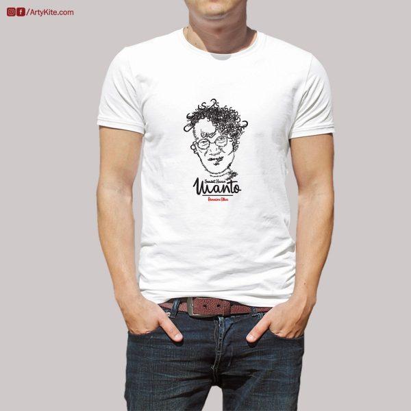 Manto remains alive- Saadat Hasan Manto T-shirt | Artykite