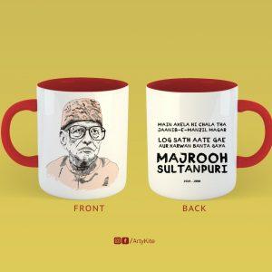 Main-Akela-Hi-Chala-tha Majrooh-Sultanpuri-Mugs
