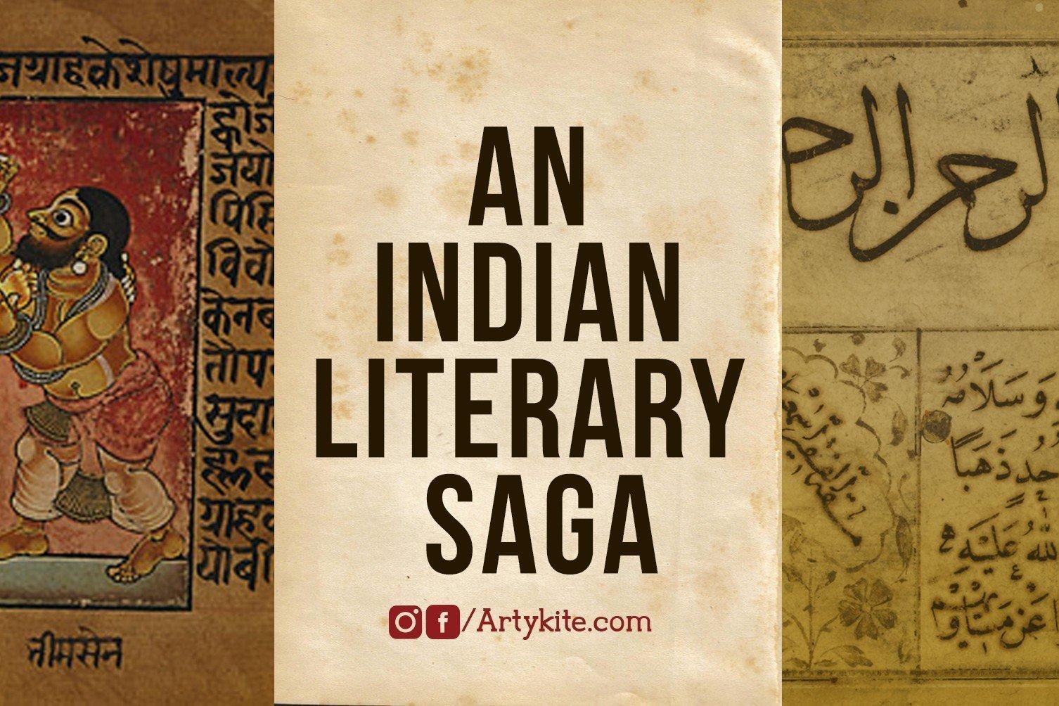 literature of india