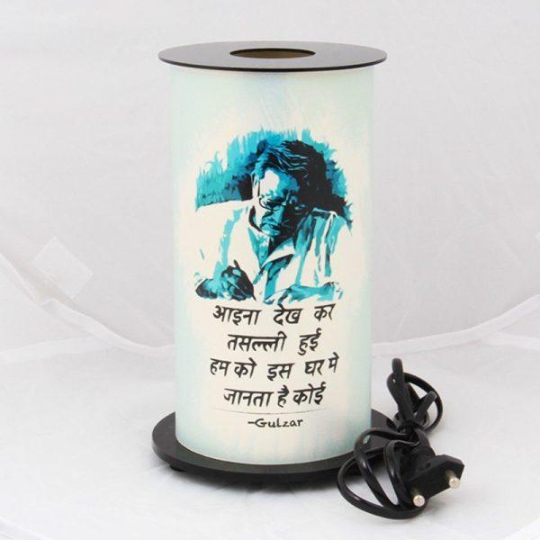 Aaina-Dekh-Kar-Tasalli-Hui-Gulzar-Poetry-Artykite