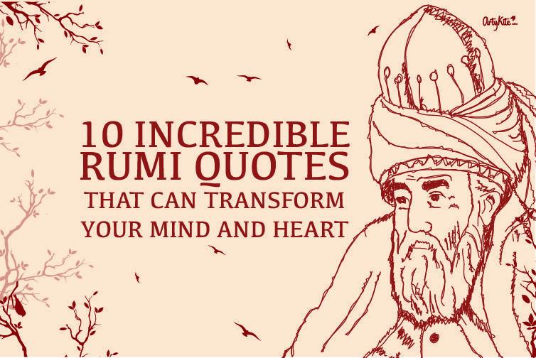 10 Rumi Quotes