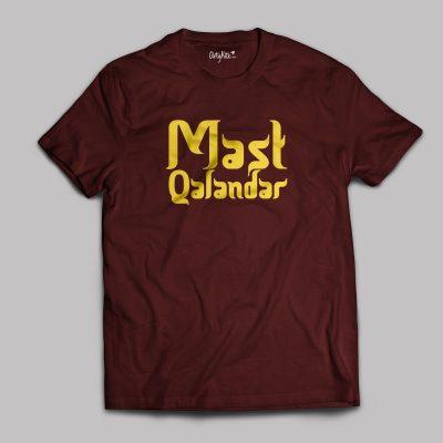 Mast-Qalandar T-shirt