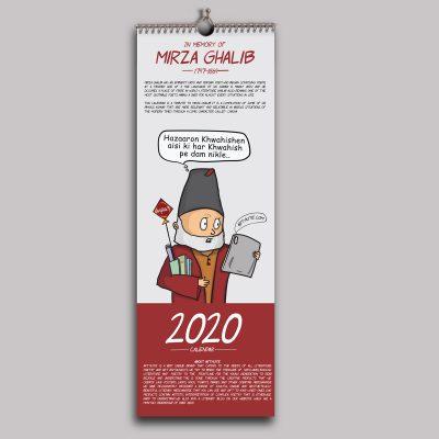 Artykite 2020 calendar