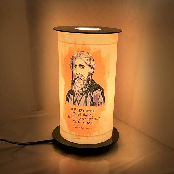 Rabindernath tagore lamp