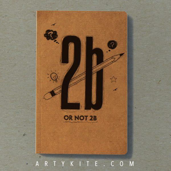 2B or not 2B- Diary