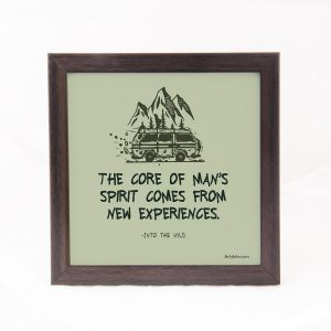 The core of man's spirit- Into the Wild