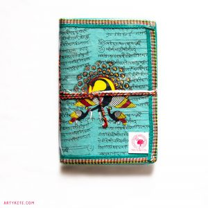 'Morni' Handmade Paper Diary