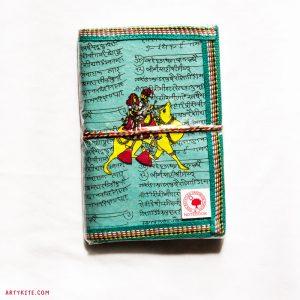 'Nar-Naari' Handmade Paper Diary