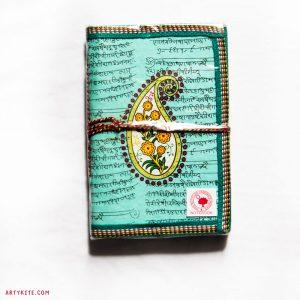'Ambi' Handmade Paper Diary