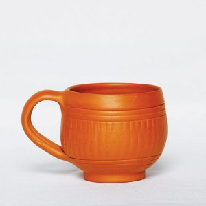 Terracotta cup set- 6 Pieces (Round)